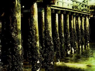 Annette Labedzki Artwork Beach 3, 2010 , Abstract
