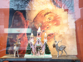 Artist: Annette Labedzki - Title: Christmas - Medium: Color Photograph - Year: 2009