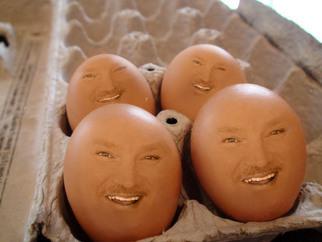 Annette Labedzki Artwork Eggs For Breakfast, 2010 , Abstract