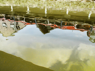 Annette Labedzki Artwork Reflections, 2010 , Abstract