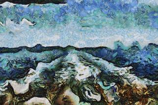 Annette Labedzki Artwork Sea Belly, 2009 , Abstract Landscape