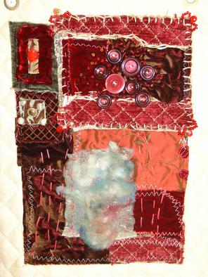 Annette Labedzki Artwork Textile 11, 2009 Textile Art, Abstract
