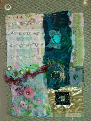 Annette Labedzki Artwork Textile 12, 2009 Textile Art, Abstract