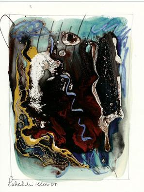 Annette Labedzki Artwork abstraxt 208, 2009 Mixed Media, Abstract