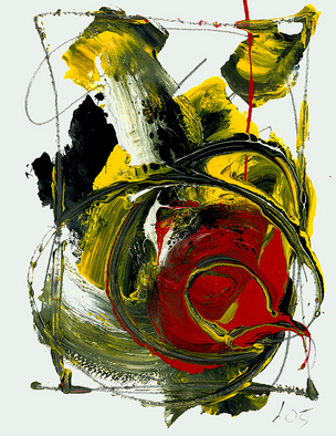 Annette Labedzki Artwork untitled , 2005 Mixed Media, Abstract