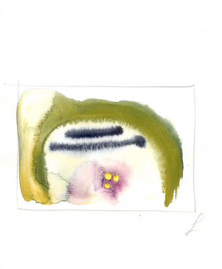 Artist: Annette Labedzki - Title: watercolor - Medium: Watercolor - Year: 2008