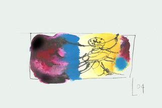 Artist: Annette Labedzki - Title: watercolor 2014 - Medium: Watercolor - Year: 2000
