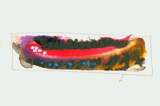 Artist: Annette Labedzki - Title: watercolor 2019 - Medium: Watercolor - Year: 2004