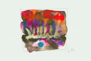 Artist: Annette Labedzki - Title: watercolor  2020 - Medium: Watercolor - Year: 2004