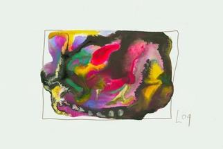 Artist: Annette Labedzki - Title: watercolor  2024 - Medium: Watercolor - Year: 2004
