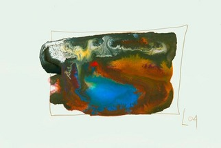 Artist: Annette Labedzki - Title: watercolor  2025 - Medium: Watercolor - Year: 2004