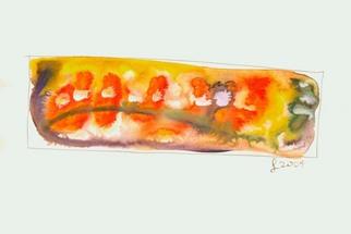 Artist: Annette Labedzki - Title: watercolor  2028 - Medium: Watercolor - Year: 2004