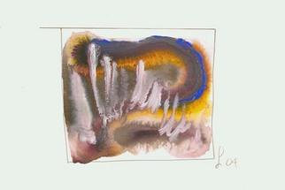 Artist: Annette Labedzki - Title: watercolor  2040 - Medium: Watercolor - Year: 2004