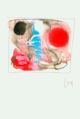 Artist: Annette Labedzki - Title: watercolor  2052 - Medium: Watercolor - Year: 2004
