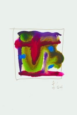 Artist: Annette Labedzki - Title: watercolor  2065 - Medium: Watercolor - Year: 2004