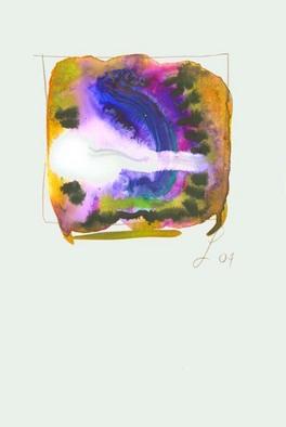 Artist: Annette Labedzki - Title: watercolor  2093 - Medium: Watercolor - Year: 2004