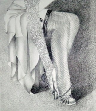 Nora Meyer Artwork Tango, 2008 Tango, Figurative