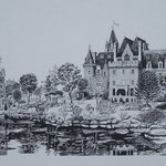 Boldt Castle Saint Lawrence Romance  By William Christopherson