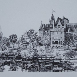 Boldt Castle Saint Lawrence Romance