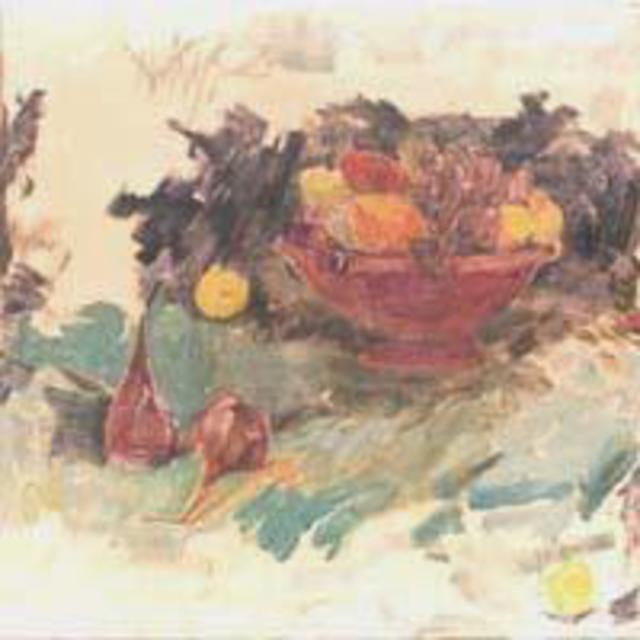 Artist Nutan Shukla. 'Still Life' Artwork Image, Created in 2003, Original Painting Oil. #art #artist