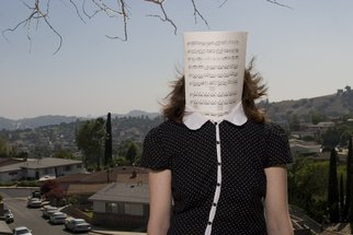 Naomi White: 'The Conqueror', 2007 Color Photograph, Surrealism. Artist Description:  Inspired by the painting of Rene Magritte ...