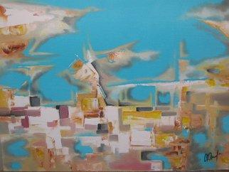 Artist: Olga Dmytrenko - Title: Greece Shine - Medium: Oil Painting - Year: 2008