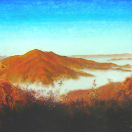 Cold Mountain Series Number 6, Ron Ogle