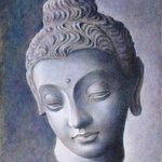 Head Of Buddha, Ron Ogle