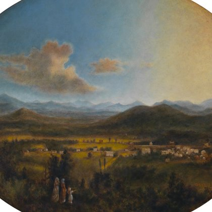 ,   View Of Asheville In 18, History, $4,200