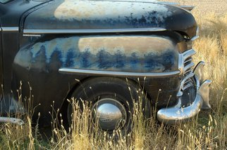 Obert Fittje Artwork Old Plymouth, 2006 Old Plymouth, Automotive