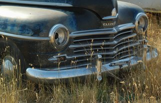 Obert Fittje Artwork Old Plymouth Grill, 2006 Color Photograph, Americana