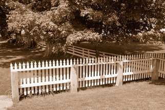 Obert Fittje Artwork Shaker Fence, 2007 Other Photography, Americana