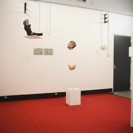 Oksana Steplyuk Artwork in between spaces, 2008 Other Sculpture, Conceptual