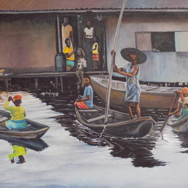 makoko ilaje riverine  By Smith Olaoluwa
