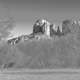 cathedral rock By Stephen Robinson