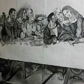 The Last Supper, Wilson Omullo