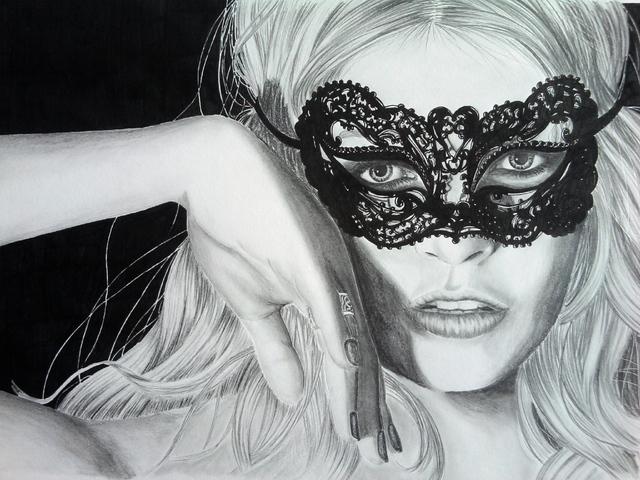 Stephanie Lopresti Masquerade 2013