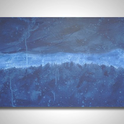 , Dusk Before The Storm, Abstract, Sold