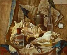 - artwork Three_shells-1149007038.jpg - 1997, Painting Oil, Still Life