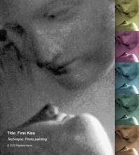 - artwork First_Kiss-1087934302.jpg - 2002, Photography Other, Love
