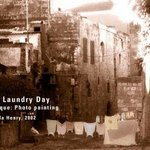 Laundry Day, Pamela Henry