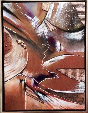 Artist: Pamela Van Laanen - Title: Chocolate on My Mind - Medium: Acrylic Painting - Year: 2014