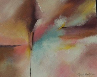 Artist: Pamela Van Laanen - Title: Dreamscape - Medium: Acrylic Painting - Year: 2013