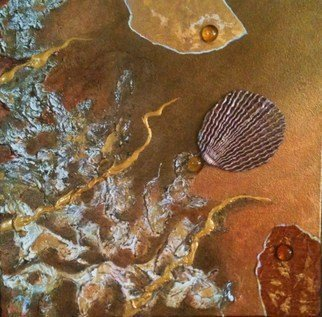 Pamela Van Laanen Artwork Nautica, 2011 Acrylic Painting, Abstract