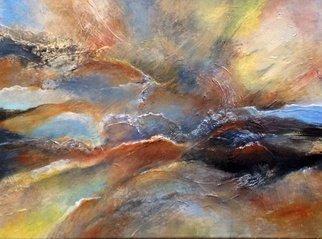 Artist: Pamela Van Laanen - Title: Tempest - Medium: Acrylic Painting - Year: 2013