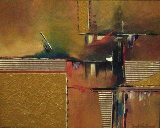 Artist: Pamela Van Laanen - Title: Untitled II - Medium: Acrylic Painting - Year: 2012