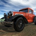 Ford Model A By John Pangia