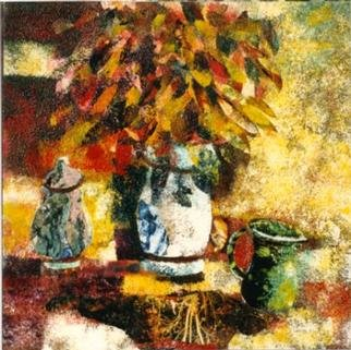 Paola Di Renzo Artwork numero9, 2001 Mixed Media, Still Life