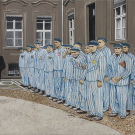 greeting to inmates By Pasquale Pacelli