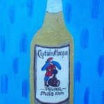 Bottle of Captain Morgans By Patrice Tullai